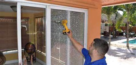 residential glass replacement in miramar call the specialists