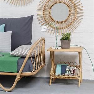 Deco maison 10 objets en rotin pour un interieur for Deco cuisine pour meuble en rotin