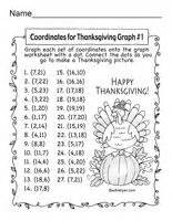 math thanksgiving on graphing activities thanksgiving activities and thanksgiving