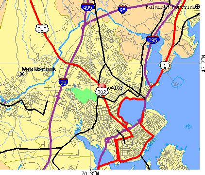 offenders in maine map 04103 zip code portland maine profile homes