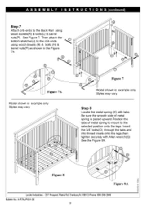 Graco Convertible Crib Bed Rail by Graco 3251635 063 Lauren Classic Convertible Crib