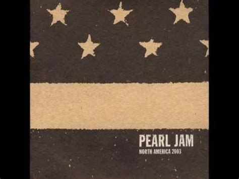 """Pearl Jam  Better Mansave It For Later  From The """"53"""