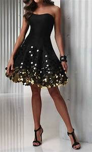 Sequin Embroidery Work New Years Eve Dresses – Designers ...