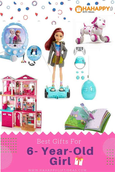 12 best gifts for a 6 year old girl fun lovely