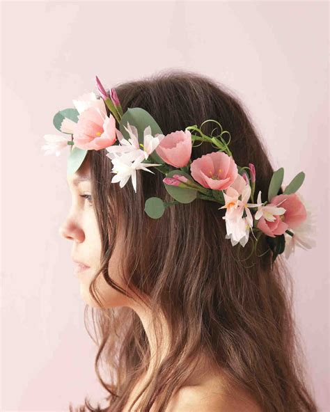how to make paper flowers martha stewart weddings