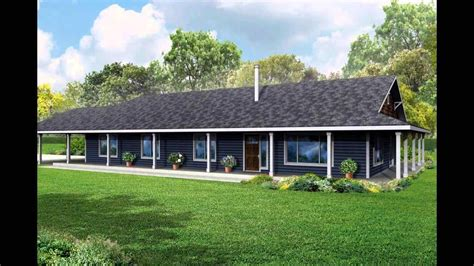 Ranch House Plans With Wrap Around Porch More About Barn Style House Plans With Wrap Around Porch