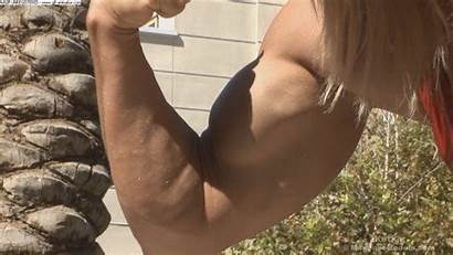 Booty Shorts Posing Upper Bikini Fitness Seduction