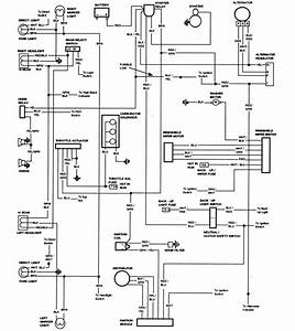 1966 Ford Truck Wiring Diagram For Alternator