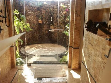 beatiful living rooms 30 outdoor shower design ideas showing beautiful tiled and
