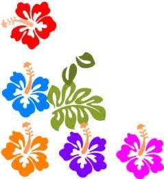 Hawaiian Luau Party Clip Art Free