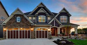 Craftsman, Beauty, With, 2-story, Great, Room
