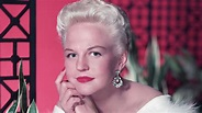 Peggy Lee seduced millions with her sultry, sophisticated ...