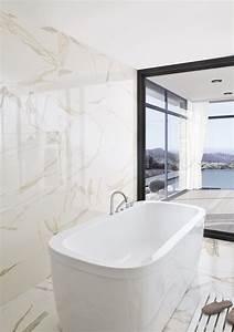 porcelanosa calacata tileofspainusacom With faience marbre salle de bain