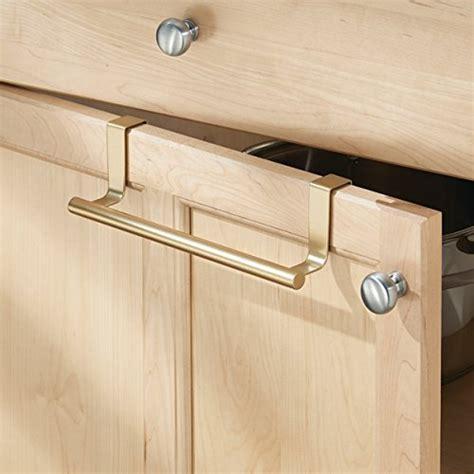kitchen cabinet towel bar mdesign over the cabinet kitchen dish towel bar holder 9