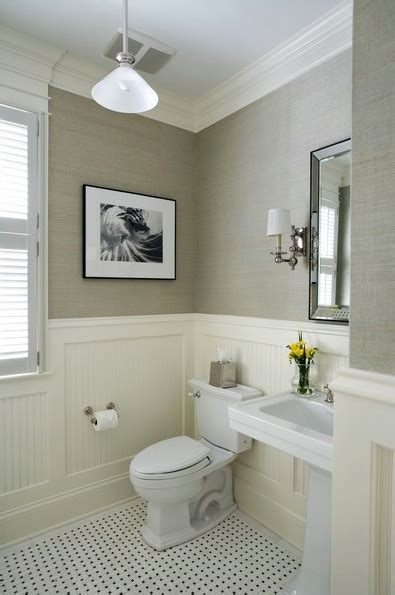 panelled bathroom ideas twine how to update a 70 39 s bathroom