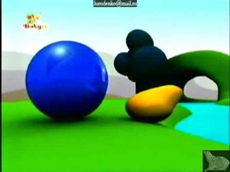 babytv bouncy balls  bridge english youtube
