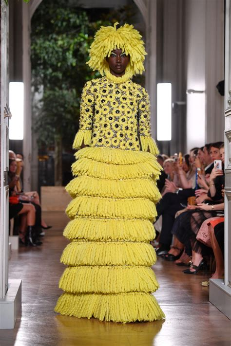 This Was Most Over-the-Top Trend From Couture Fashion Week ...