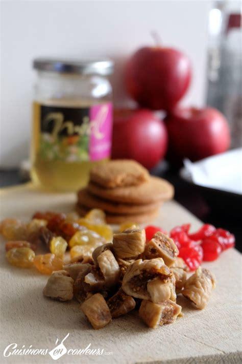 cuisiner les figues pommes au four farcies aux fruits secs cuisinons en couleurs