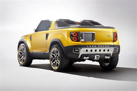 land rover dc100 2011 land rover dc100 concepts