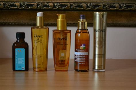 Beauty Review+giveaway Best Hair Oils  I'll Take It All