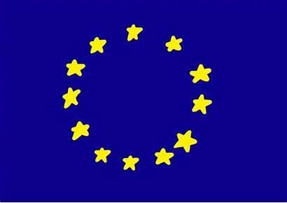 European Flag Union Eu Leaves Star Britain