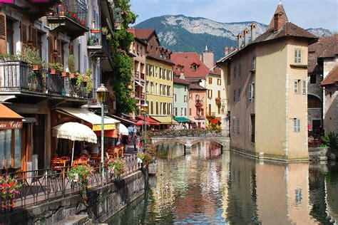 Quelques Photos De La Ville Dannecy Cliquer Sur Le Lien
