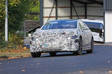 It is, in the end, a question of cost. 2022 Mercedes-Benz EQE: images preview EV's radical design   Autocar