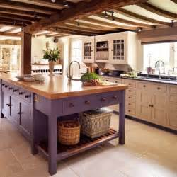 Islands In The Kitchen Purple Kitchen Designs Pictures And Inspiration