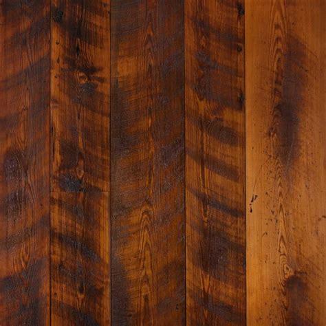 Longleaf Pine Flooring by Longleaf Lumber Reclaimed Skip Planed Pine