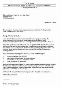 Bewerbung Zur Ausbildung : bewerbung zahnmedizinische fachangestellte sofort download ~ Eleganceandgraceweddings.com Haus und Dekorationen