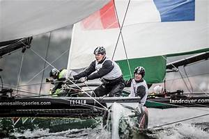 Extreme Sailing Series™ 2014 Act 5, Cardiff, Wales ...