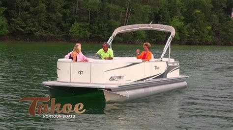 Tahoe Boats Pontoon by 2015 Pontoon Boats For Sale Tahoe Ltz Tahoe Pontoon