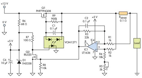 Current Limiter Offers Circuit Protection With Low Voltage