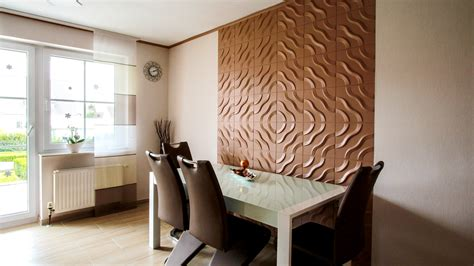 Küche Und Esszimmer • 3d Wandpaneele Deckenpaneele