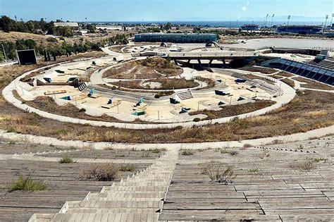 Pamestas Olimpisko spēļu norises vietas viscaur pasaulē ...