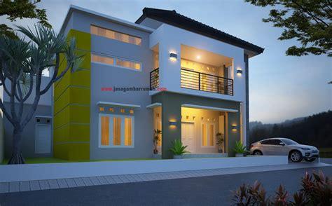 model gambar foto desain rumah minimalis lantai terbaik ndik home