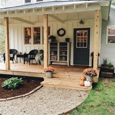 Back Porch Landscaping Ideas by 30 Wondrous Farmhouse Backyard Ideas Landscaping On A Budget