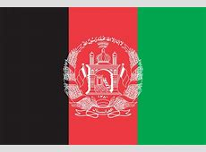 Free vector flag of Afghanistan free vector download