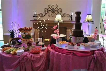 Fiesta Party Quinceanera Decorations Houston Reception Halls