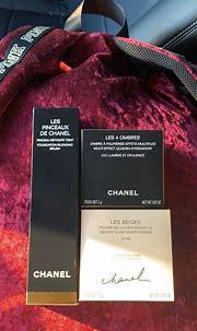 Authentic Chanel Makeup Set Blending Brush Limited Edition ...