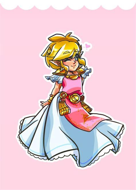 Zeldalink Triforce Heroes By Thepoecatcher The Legend