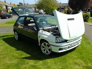 Cliomike77 1995 Renault Clio Specs  Photos  Modification