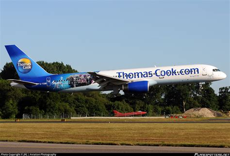 G-TCBB Thomas Cook Airlines Boeing 757-236 Photo by JRC ...