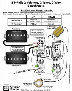 Maybe This Wiring For The Carvin