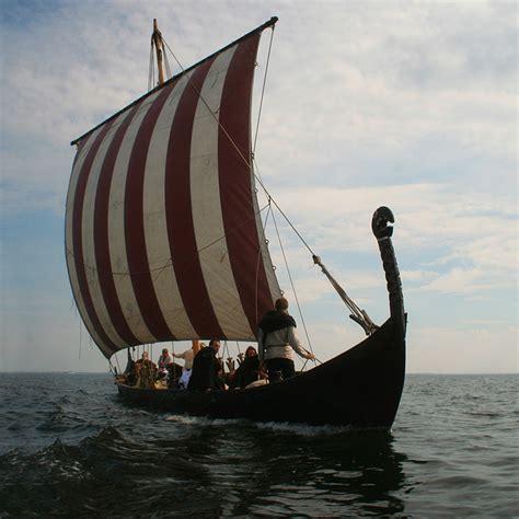 Viking Longboat York by Sebbe Als