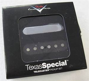 Fender Texas Special Telecaster Pickups 0992121000 099