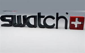 Logo SWATCH 3D by youssefchaou on DeviantArt