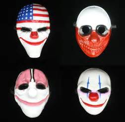 Purge Mask Halloween Express by Plastic Clown Mask Reviews Online Shopping Plastic Clown