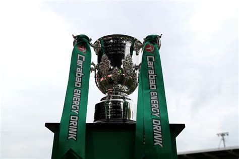 Carabao Cup fourth round draw in full as Liverpool, City ...