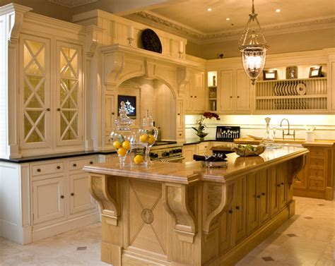 ex display kitchen islands ex display clive christian edwardian ivory and oak 7097